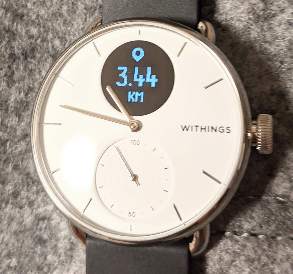 Withings Scan watch