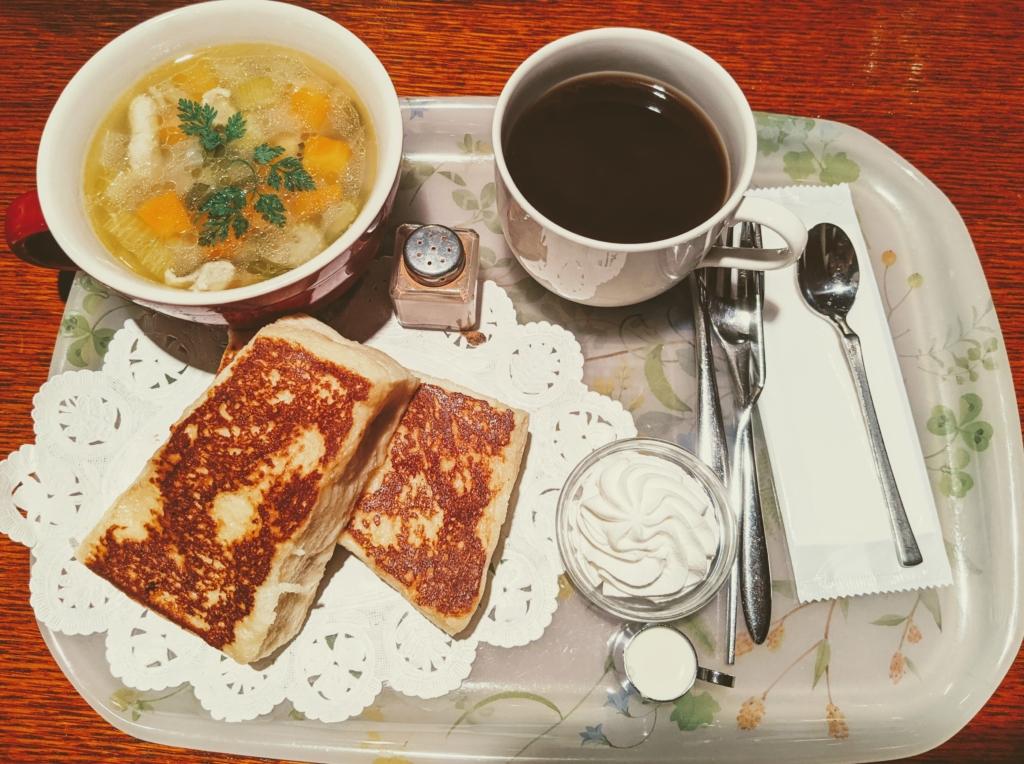 [カフェ巡り]新宿で昔ながらのパンケーキ cafe AALIYA