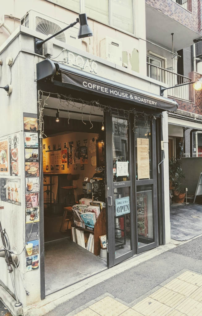 ROAR COFFEEHOUSE & ROASTERY 八丁堀 コーヒー