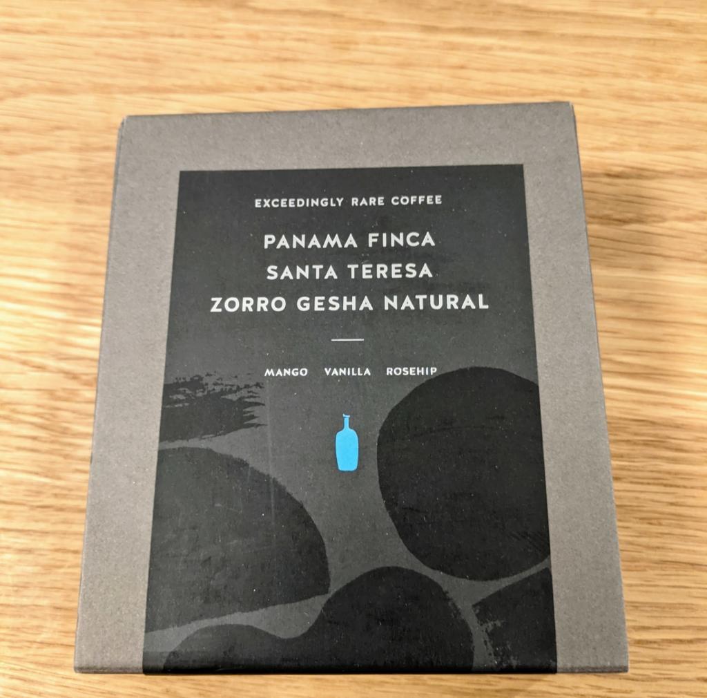 清澄白河のブルーボトルコーヒーでパナマのゲイシャ発見![カフェ巡り]