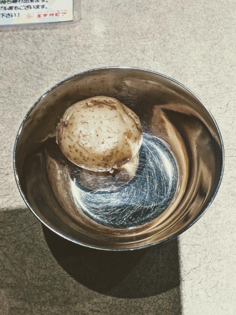 [エチオピア神田神保町本店]カレーとコーヒーを一緒に食べて欲しい じゃがいも