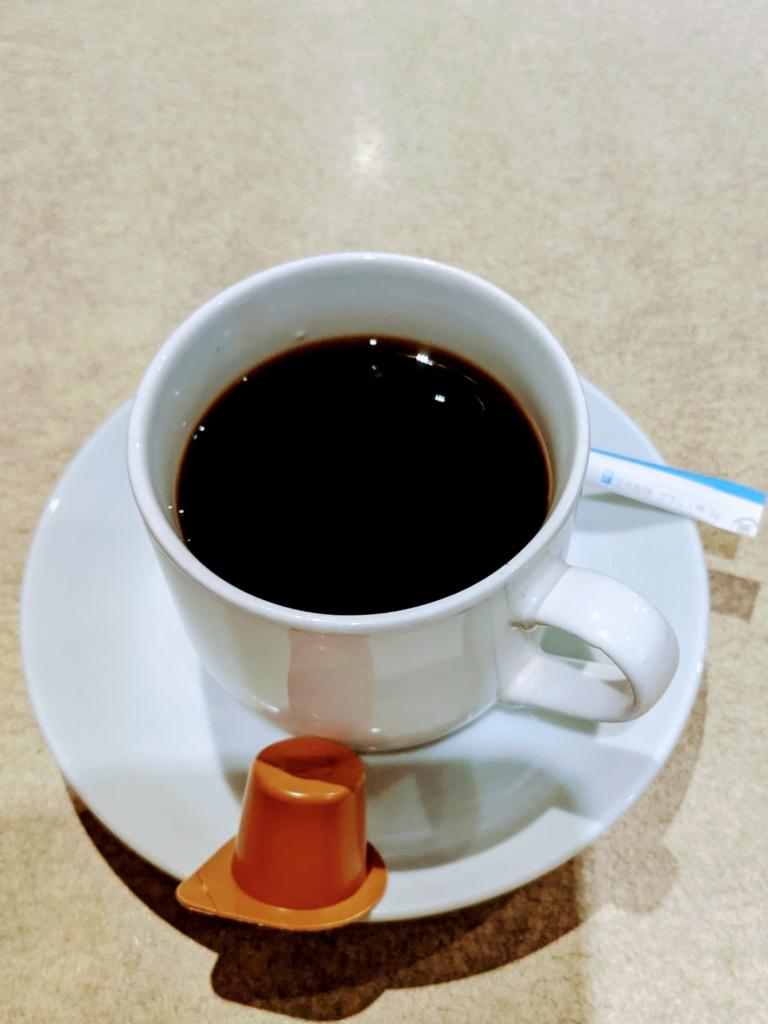 [エチオピア神田神保町本店]カレーとコーヒーを一緒に食べて欲しい コーヒー