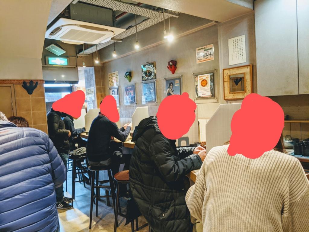 [エチオピア神田神保町本店]カレーとコーヒーを一緒に食べて欲しい 店内