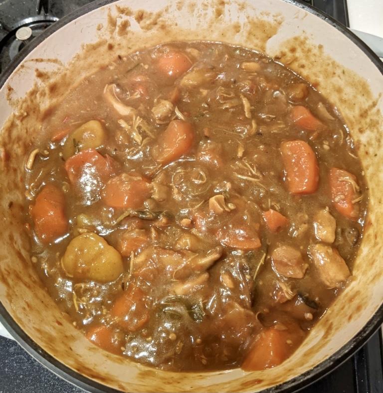 バーミキュラ無水鍋で作る無水カレーやビーフシチューが美味しい!簡単レビュー 無水カレー