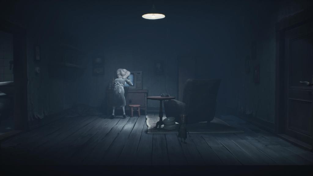 Little Nightmares IIをあまりネタバレせずにレビュー② 電波塔