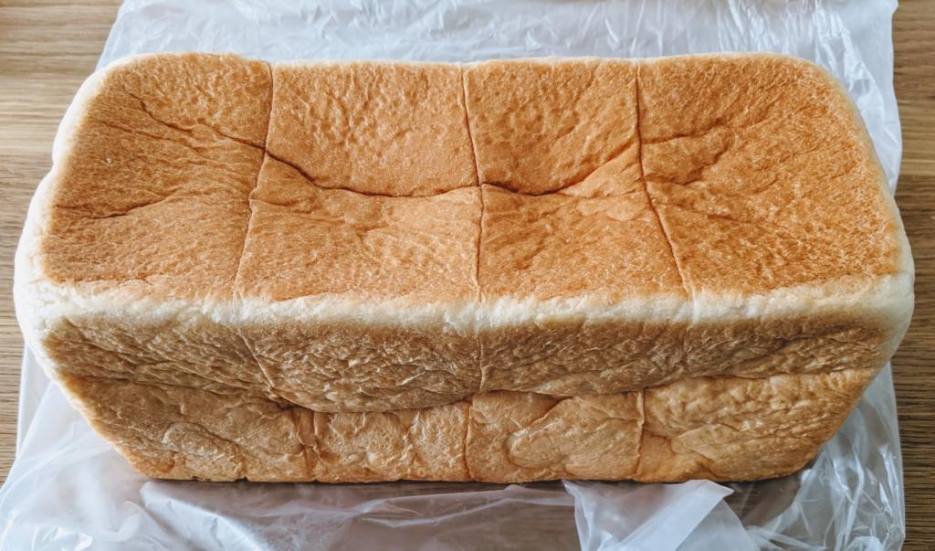 花澤香菜さんのパン吸いを見て[銀座 に志かわ銀座本店]高級食パン購入