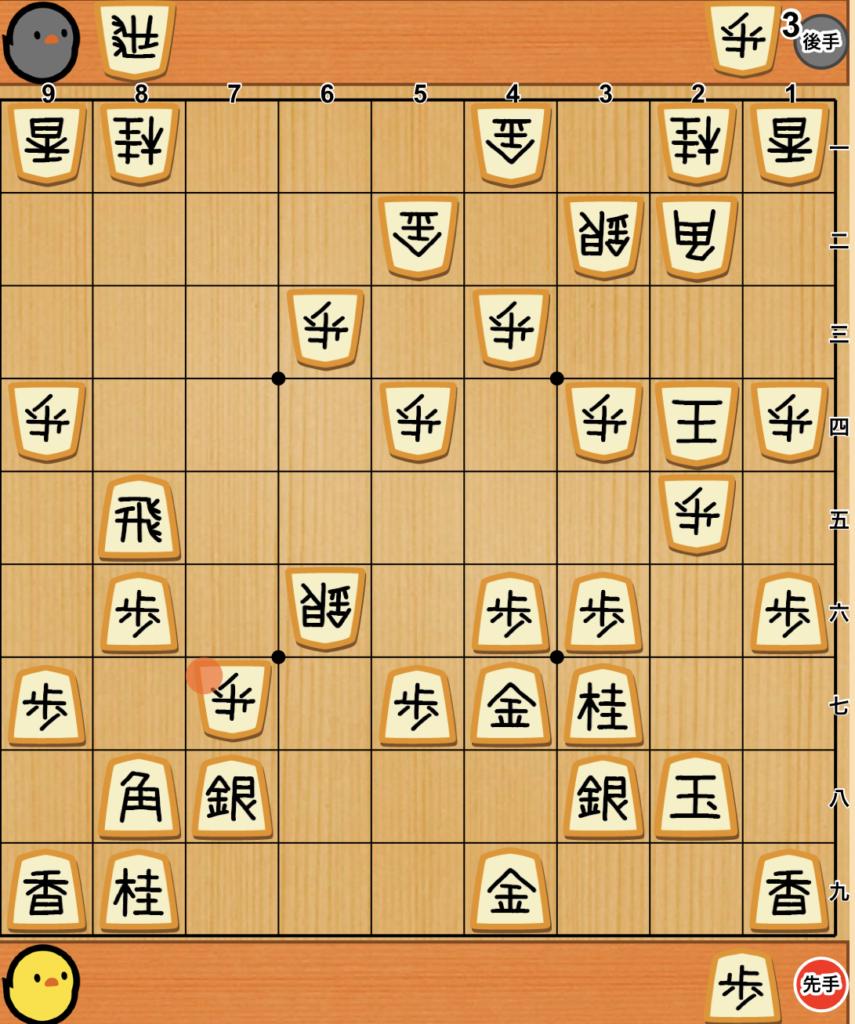 [棋譜巡り]片上大輔 七段 対 木村一基 九段 四間飛車に天守閣美濃で対抗